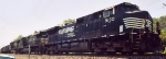 NS 500 series coal train